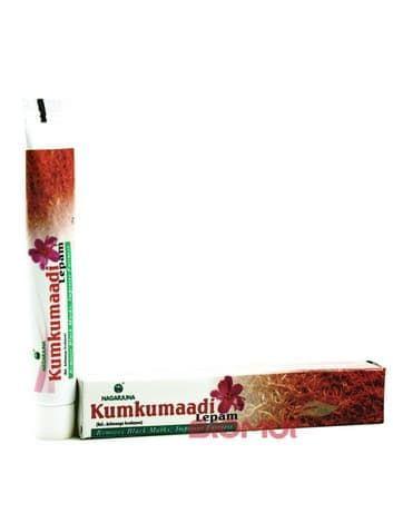 Омолаживающий масляный бальзам для лица Kumkumaadi (Nagarjuna)