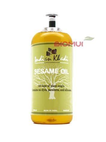 Кунжутное масло Indian Khadi