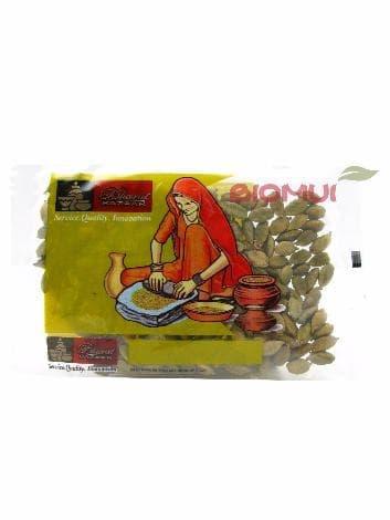 Кардамон (зеленый\черный) (сушеные плоды) (Bharat Bazaar)