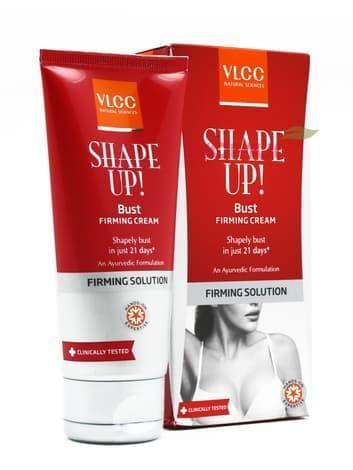 Подтягивающий крем для укрепления кожи груди VLCC