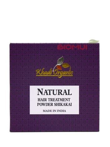 Травяной порошок-шампунь Shikakai Khadi Organic