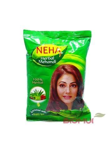 Хна для волос Neha herbal (медная)