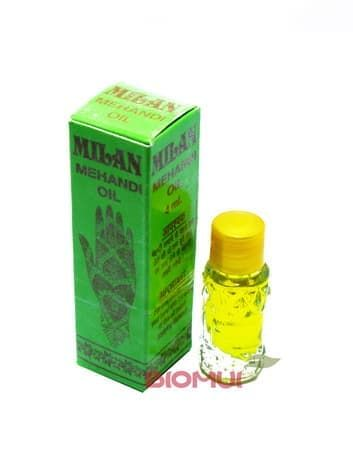 Масло для менди с лимоном Neha (Milan)