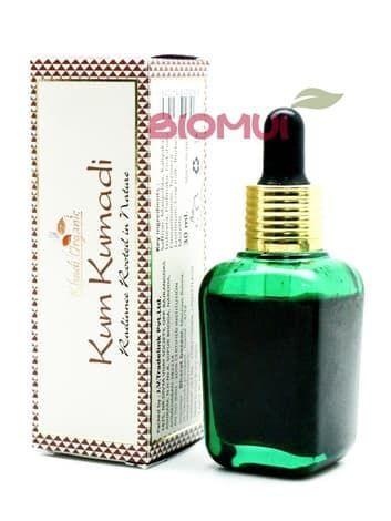 Омолаживающее масло Кумкумади Khadi Organic