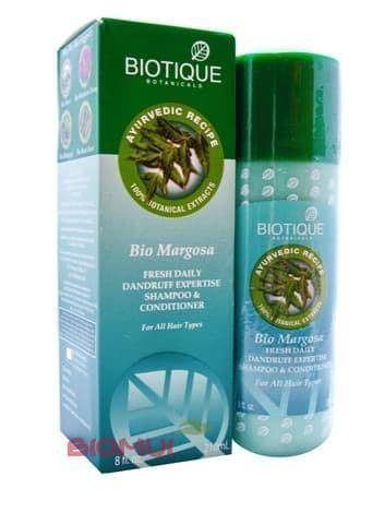 Натуральный шампунь против перхоти Biotique