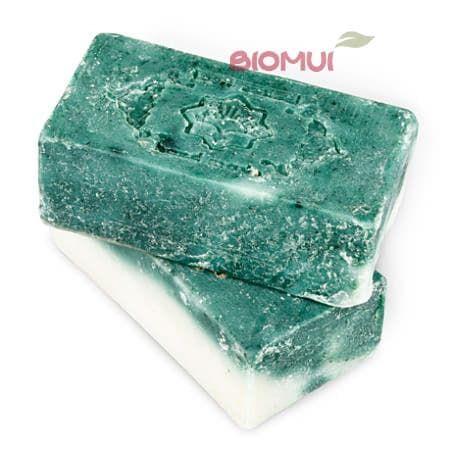 Натуральное увлажняющее мыло зеленый мрамор Zeitun (Zeitun (Зейтун))