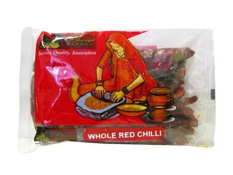 Чили (красный стручковый перец острый) (Capsicum annuum L.) (Bharat Bazaar)