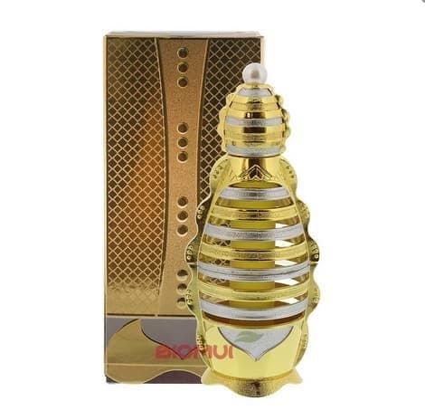 Арабские масляные духи Lulu Al Khaleej (Khadlaj Perfumes)