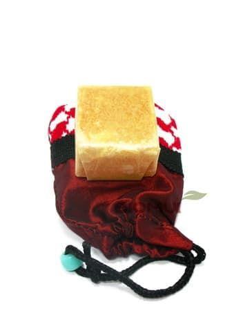 Сухой крем для рук с маслом дамасской розы (East Magic)