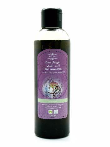 Шампунь с маслом усьмы для интенсивного роста и против выпадения волос Jahangeer (East Magic)
