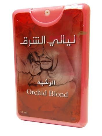 Натуральные масляные духи Orchid Blond (Белая Орхидея) (Aster Light Industries)