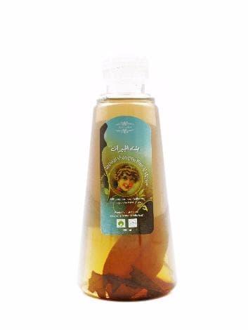 Лечебная оливково-лавровая эмульсия-шампунь Bint Al Shiran (East Magic)