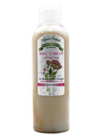 Кокосовый шампунь с верблюжьим молоком для увлажнения и питания Bint Turkan (East Magic)