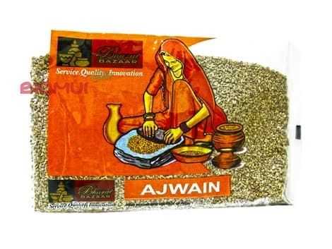 Ажгон (аджван, индийский тмин) (Bharat Bazaar)