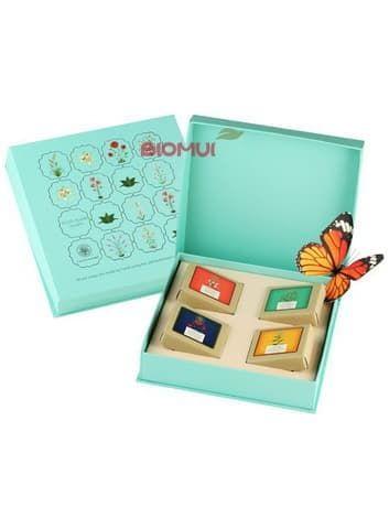Подарочный набор роскошного мыла ручной работы Forest Essentials