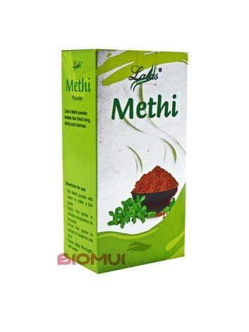 Порошок Methi для укрепления волос Lalas