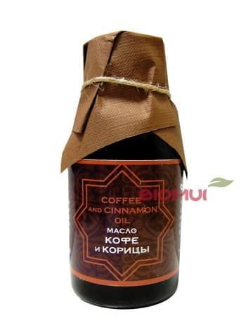 Масло кофе и корицы (мацерат) Zeitun (Zeitun (Зейтун))