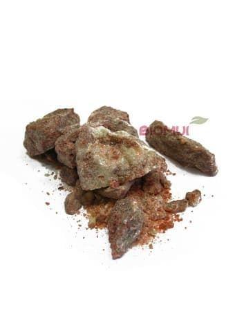 Бахур бургунди каменный рукодельный