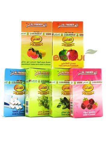 Наполнитель для курения кальяна Al FakherАксессуары к кальянам<br>Оригинальный высококачественный наполнитель из Арабских Эмиратов. Умопомрачительный ассортимент вкусов.<br>