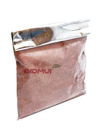 """Витаминная маска - скраб омолаживающая с пудрой гибискуса суданского """"Fidan"""" от BioMui"""
