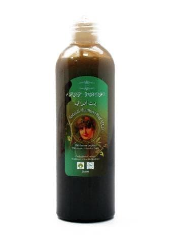 """Оливково-лавровый шампунь с хной """"Bint Al Vali"""" от BioMui"""