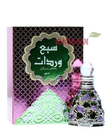 """Арабские масляные духи """"Saba wardat"""" от BioMui"""