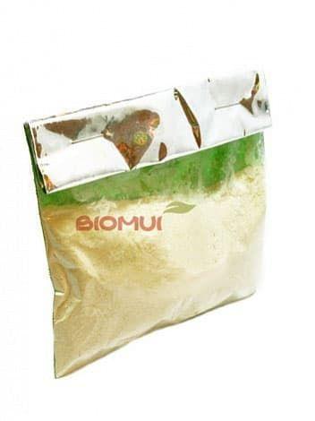 """Растительный зубной порошок очищений с мятой и мисваком """"Tayiba"""" от BioMui"""
