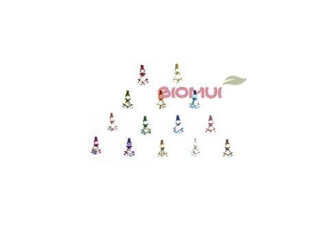 Бинди (тату из страз) JellyБинди<br>Цена за комплект.<br>