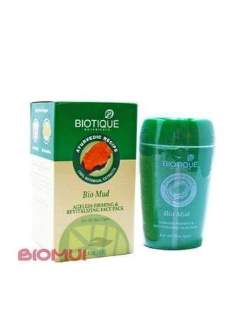 Подтягивающая маска для лица с глиной BiotiqueМаска<br>Подтягивающая маска для лица с глиной Biotique создана для ухода за увядающей и проблемной кожей лица. Глубоко очищает, тонизирует, увлажняет и разглаживает.<br>