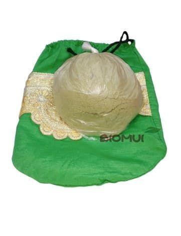 """Бесцветная хна Убтан для укрепления и роста волос с гвоздикой """"Korunful"""" от BioMui"""