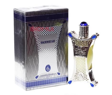 Масляные духи ModheshЭксклюзивные духи<br>Прохладный и свежий, легкий и искрящийся мужской аромат.<br>