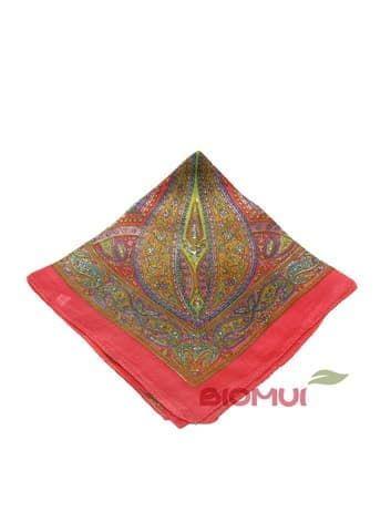Шелковый платок (ализариновый)Платки<br><br>