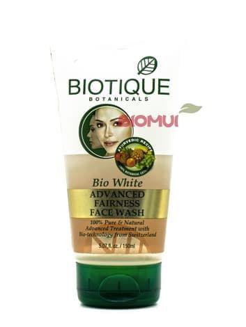 """Натуральный мыльный отбеливающий гель """"Biotique"""" от BioMui"""