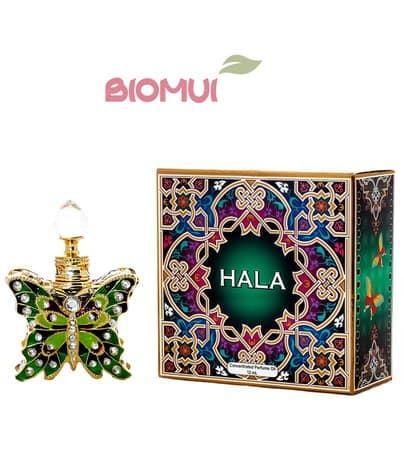 """Масляные духи """"Hala"""" от BioMui"""