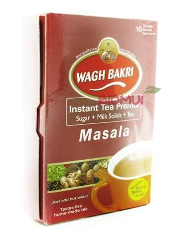 Чай Масала 3в1 Wagh Bakri (саше)Натуральный чай<br><br>