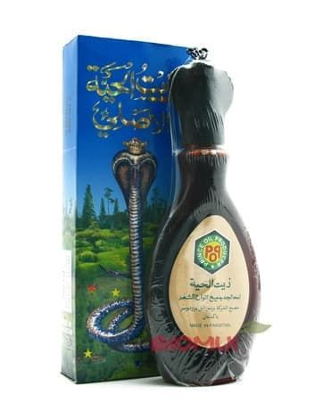 Масло для волос с жиром кобры «Al-Hiya»Масло для волос<br>Пробуждает спящие волосяные фолликулы и стимулируя рост волос, обеспечивая видимый результат за весьма короткий временной промежуток.<br>