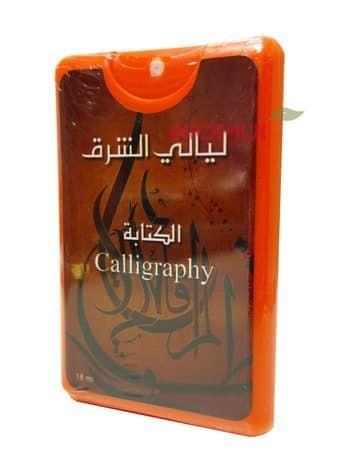 """Натуральные масляные духи """"Calligraphy"""" (Каллиграфия)"""