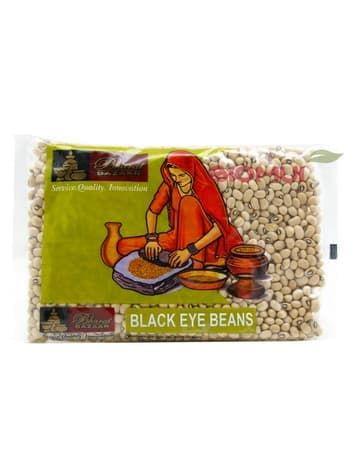Лобхия (фасоль Черный глаз, Вигна, Lobhiya, Black eye bean)Бакалея<br>Фасоль Черный глаз, она же винга, отличается более тонкой кожурой и более нежным деликатным вкусом, проста и приятна в приготовлении, а так же не требует замачивания.<br>