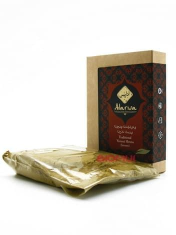 """Традиционная йеменская хна """"Adarisa"""" (коричневая) от BioMui"""