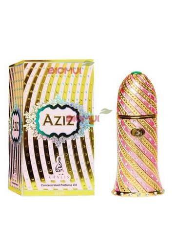 """Масляные духи """"Aziz"""" от BioMui"""