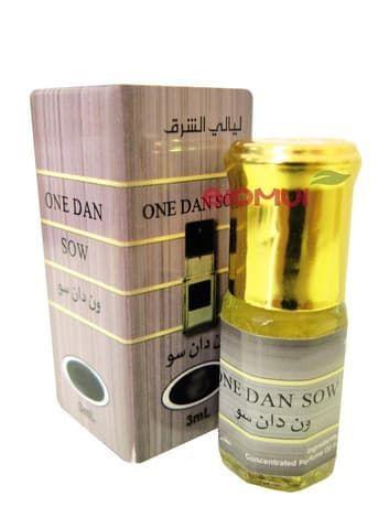 Натуральные масляные духи «One Dan sow» от BioMui