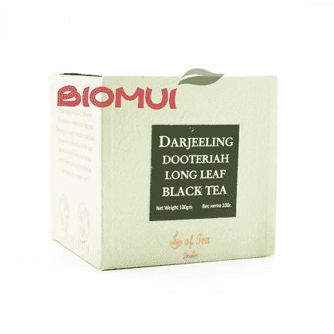 Натуральный крупнолистовой черный чай Darjiling (сорт Dooteriah)Натуральный чай<br><br>