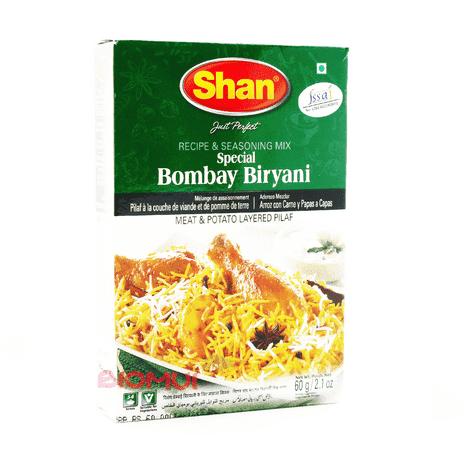 Специевая смесь для риса Bombay BiryaniСпеции и травы<br><br>