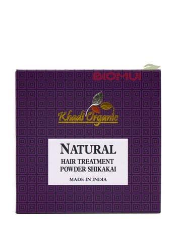 Травяной порошок-шампунь Shikakai Khadi OrganicНатуральный шампунь<br>Травяной порошок-шампунь Shikakai Khadi Organic полностью безопасен для здоровья, делает волосы гладкими и послушными, а так же не требует после его использования применения кондиционера.<br>