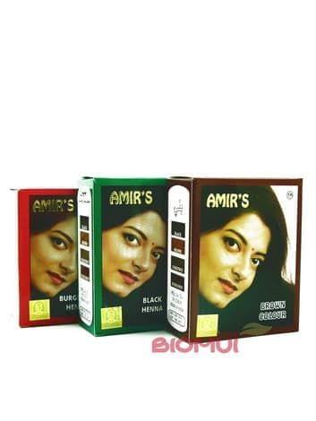 Хна для волос «Amir's»
