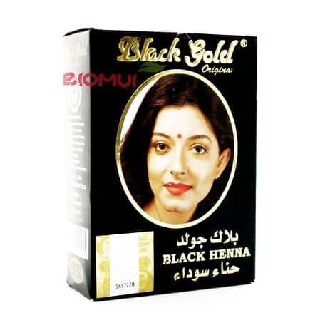 Черная индийская хна
