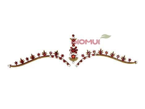 Бинди с надбровными украшениями (тату из страз) BrideБинди<br><br>