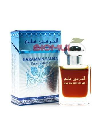 Масляные духи Salma Al-HaramainДухи масс маркет<br>В основе парфюма лежит животный мускус, с цветочными и горьковато-цитрусовыми нюансами.<br>