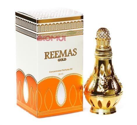 """Масляные духи """"Reemas Gold"""" от BioMui"""