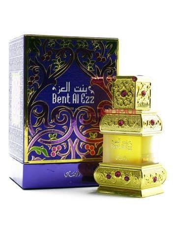 Масляные духи Bent Al Ezz NadiyahЭксклюзивные духи<br>Духи Bent Al Ezz Nadiyah завершают трио Bent роскошной цитрусовой свежестью в сочетании с чувственностью и теплотой амбры и царственностью розы.<br>
